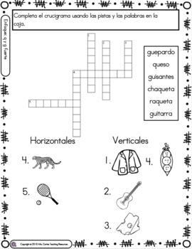 Spanish Phonics Book Set #9: Sílabas que, qui, gue, and gui