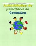 Spanish Phonics Workbook