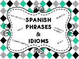 Spanish Phrases and Idioms