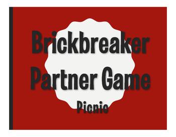Spanish Picnic Brickbreaker Game