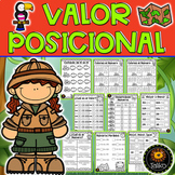 Spanish: Place Value (Valor Posicional) Distance Learning