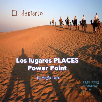 Spanish Places Los lugares Power Point