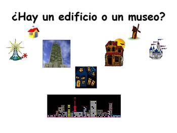 Spanish Teaching Resources. Places in Town 2 PowerPoint