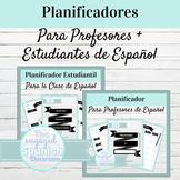 Spanish Planner Bundle