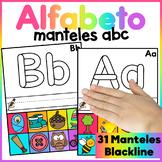 Spanish Playdoh Mats