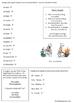 Spanish Plurals worksheets