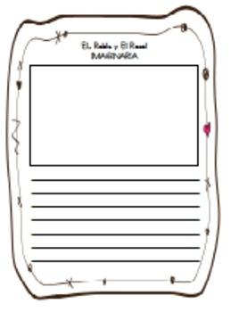 """Spanish Poem """"El Roble y El Rosal"""" Complete with Organizers"""