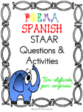"Spanish Poem-""Un elefante por sopresa"" NO prep needed just print and go!"