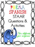 """Spanish Poem-""""Un elefante por sopresa"""" NO prep needed just"""