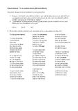 Spanish Poetry - Tú me quieres blanca (Alfonsina Storni)
