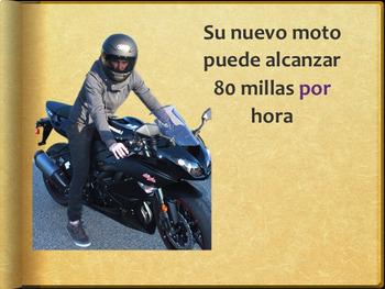 Spanish Por y Para PowerPoint