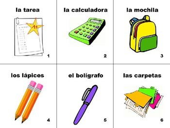 Spanish Possessive Pronouns Pair Practice