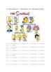 Spanish - Possessive pronouns, colours, family