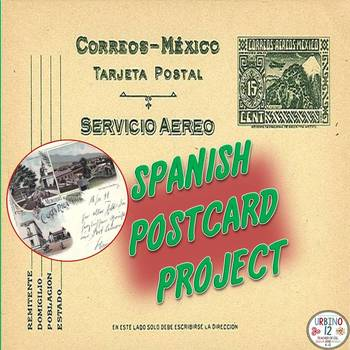 Spanish Postcard Project