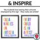 English Spanish Poster Bundle - 6 Motivational Posters in Spanish & English