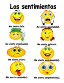 Spanish Poster-Feelings