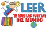 Spanish Posters- Reading
