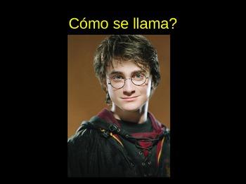Spanish PowerPoint: Como Se Llama