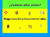 Spanish Teaching Resources. PowerPoint Slide: How to say y