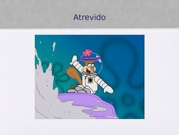 Spanish - Powerpoint - Adjectives