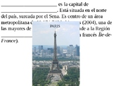 Spanish Powerpoint Game - Look for Cognates - Guess the city