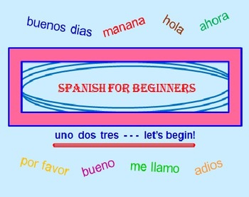 Spanish Powerpoint for Beginners FREE PREVIEW