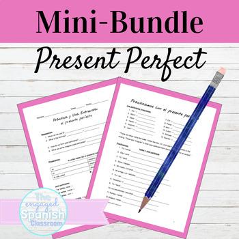 Spanish Present Perfect Mini Bundle