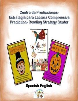 Spanish Predictions Strategy / Predicciones en Lectura Comprensiva in a Station
