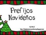 Spanish Prefix Game Pack