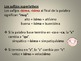 Spanish Prefixes and Suffixes (Prefijos y sufijos)