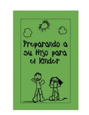 Spanish Preparing Your Child for Kindergarten