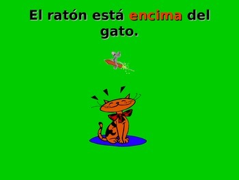 Spanish Teaching Resources. Prepositions