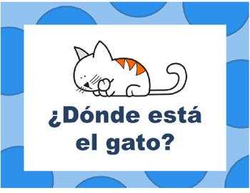 Spanish Prepositions Bundle