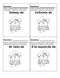 Spanish Prepositions Exit Tickets
