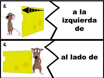 Spanish Prepositions with Pepe Puzzles