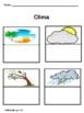 Spanish Preschool Weather Activity