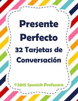 Spanish Present Perfect Conversation Cards