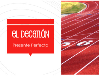 Spanish Present Perfect Decathlon