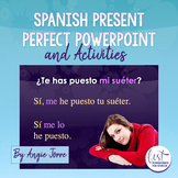 Spanish Present Perfect | El presente perfecto PowerPoints and Curriculum Bundle