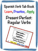 Spanish Present Perfect (Regular) Tab Book