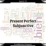 Spanish Present Perfect Subjunctive Video Note Bundle (Dis