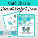 Spanish Present Perfect Tense Speaking Activity | Café Charla