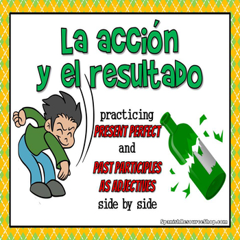 Spanish Present Perfect and Participles Practice Powerpoin
