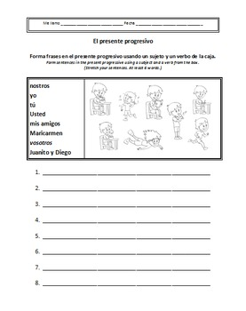 Present Progressive Spanish Worksheet Beautiful Tips and Tricks to together with Present Progressive Spanish Worksheet by ninatutor   Teaching together with Printable Spanish Worksheets For High Worksheet Resu on further Image result for present progressive spanish practice worksheet   El besides Spanish Present Progressive Worksheets Practice Pack by Maestra en further Spanish Worksheet for Beginners Present Progressive Spanish Practice likewise Worksheet 8 17 Present Progressive Tense Spanish Answers   Les Baux also Verb Worksheets Adverb Worksheet Action Th Grad on Spanish also Present Progressive Spanish Worksheet   Lostranquillos further  besides Printable preterite worksheets spanish   Download them or print additionally 2nd Grade Spanish Worksheets Presente Progresivo Present Progressive furthermore Present Progressive Verbs Worksheets For All Download Practice furthermore  likewise Present Progressive Spanish Worksheets Free Worksheets Liry furthermore . on present progressive in spanish worksheets