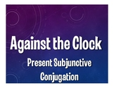 Spanish Present Subjunctive Conjugation Against the Clock