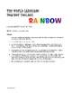 Spanish Present Subjunctive With Impersonal Phrases Rainbow Reading