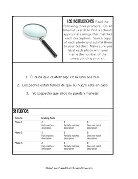 Spanish Present Subjunctive With Verbs of Doubt and Emotion Paperless Challenges