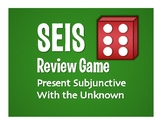 Spanish Present Subjunctive With the Unknown Seis Game