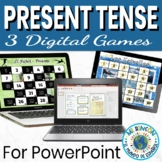 Spanish Present Tense Game Bundle 2