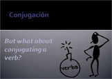 Spanish Present Tense Review PowerPoint